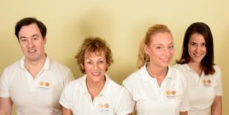 Praxis für Physiotherapie, Krankengymnastik, ganzheitliche Körpertherapie