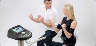 Das Training bei Prevention & Vitality Bert Klaes