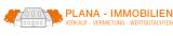 Logo PLANA - IMMOBILIEN