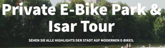 E-Bike Park-Tour und Isar-Tour