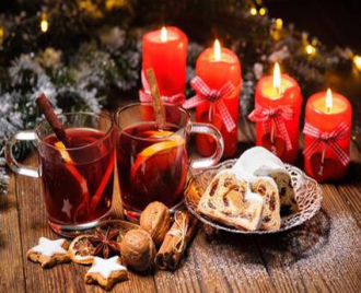 Reservieren Sie jetzt für Ihre Weihnachtsfeier.