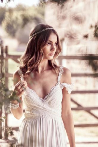 Warum sich also nicht für zwei Hochzeitskleider entscheiden?