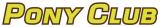 Logo Der Pony Club Aveda Friseur München