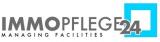 Logo ImmoPflege-24 GmbH