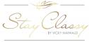 Logo Stay Classy - Friseur