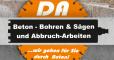 Logo DA-Betonbearbeitung Abbruch