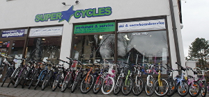SUPERCYCLES - der kompetente Bikeshop
