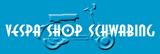 Logo Vespa Shop Schwabing