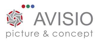 Logo AVISIO picture & concept