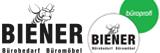 Logo Biener Bürobedarf Büromöbel