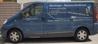 Willkommen bei den Hachinger Hausmeisterdiensten Franz Unterwieser