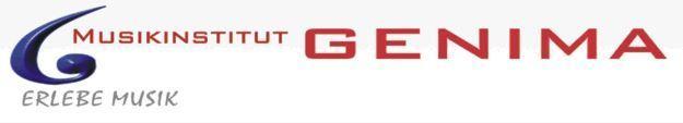 Logo GENIMA Musikinstitut