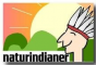 Logo naturindianer Ferienbetreuung