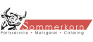 Logo Sommerkorn - Partyservice