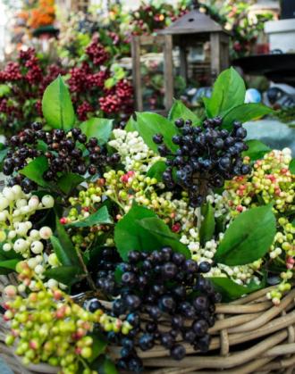 Dekoration und Seidenblumen – München im Blütenmeer bei Seebauer
