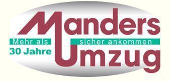 Logo Manders Umzüge