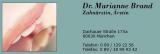 Logo Brand Marianne, Dr.