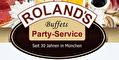 Logo Roland´s Party-Service München