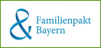 Baumann Therapie & Training ist dabei beim Familienpakt Bayern - gemeinsam für Familie und Beruf