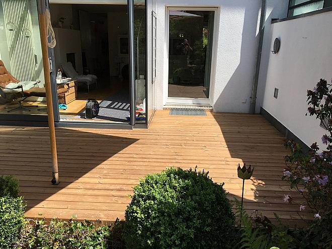 arboris terrassenbau holzterrasse taufkirchen kreis m nchen auf. Black Bedroom Furniture Sets. Home Design Ideas