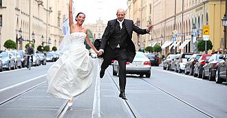 Hochzeitsfotograf für München Salzburg und Wien