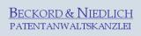 Philosophie der Patentanwaltskanzlei Beckord und Niedlich