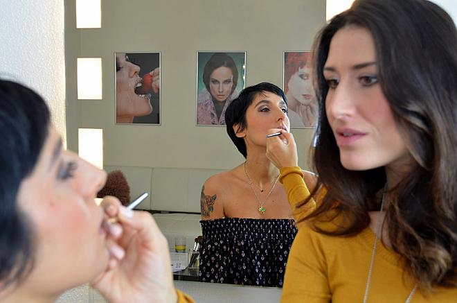 Daniela Michelini München Make Up Artist München Auf Muenchende