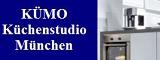 Logo KÜMO Küchenstudio München