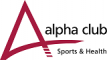 Logo Alpha Club Sportanlagen