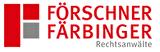 Logo Förschner Färbinger RA-Kanzlei