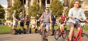 Fat Tire Segway & E-Bike Tours