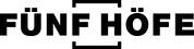 Logo CityQuartier FÜNF HÖFE