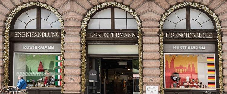 Kustermann München Haushaltswaren Fachgeschäft