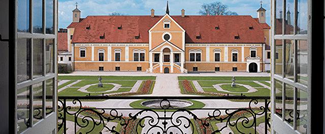 Schlosser Schleissheim Drei Barockschlosser In Einer Anlage