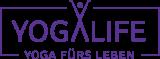 Logo YOGALIFE – Yoga fürs Leben