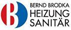 Logo Brodka Bernd Heizung Sanitär
