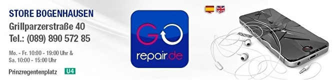 GoRepair.de Handy: iPhone Reparatur München auf muenchen.de