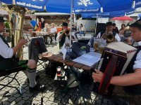 Bayerische Musik am Wittelsbacherplatz