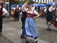 Bayerische Musik am Mariahilfplatz