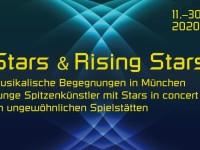 Stars and Rising Stars 2020- Musikalische Begegnungen in München