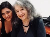 Martha Argerich und Sophie Pacini