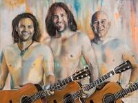 """3 Männer nur mit Gitarre - """"oana muass ja macha"""" von und mit Keller Steff, Roland Hefter, Michi Dietmayr"""