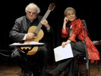 Cornelia Froboess und Sigi Schwab