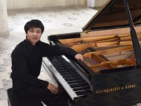 Kit Armstrong, Klavier