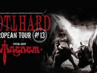 GOTTHARD - with very special guest: MAGNUM