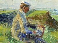 Unter freiem Himmel - Unterwegs mit Wassily Kandinsky und Gabriele Münter