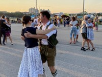 Bayerischer Volkstanz auf der Theresienwiese | Kultursommer