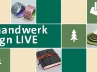 Kunsthandwerk & Design LIVE