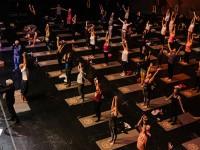 LaBrassBanda meets Yoga