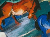 Der Blaue Reiter. Gruppendynamik